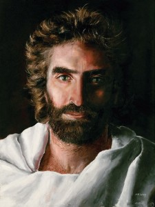 The Jesus Picture by Akiane Kramarik